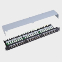 Cat6 STP Patch Panel