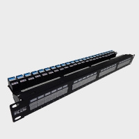 Patch Panel With LED Light